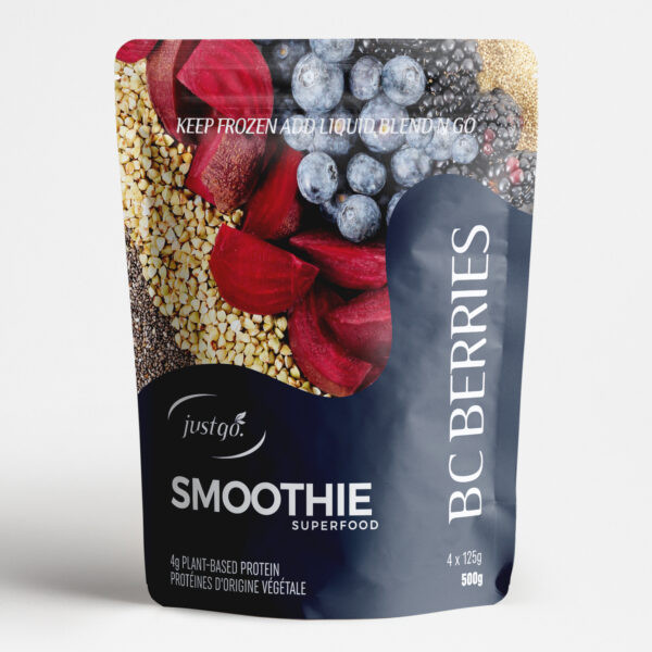 BC Berries Full Pack - Just Go Smoothie