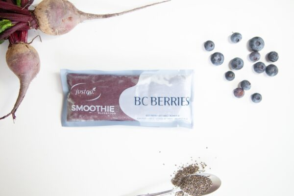 BC Berries Individual Pack - Just Go Smoothie