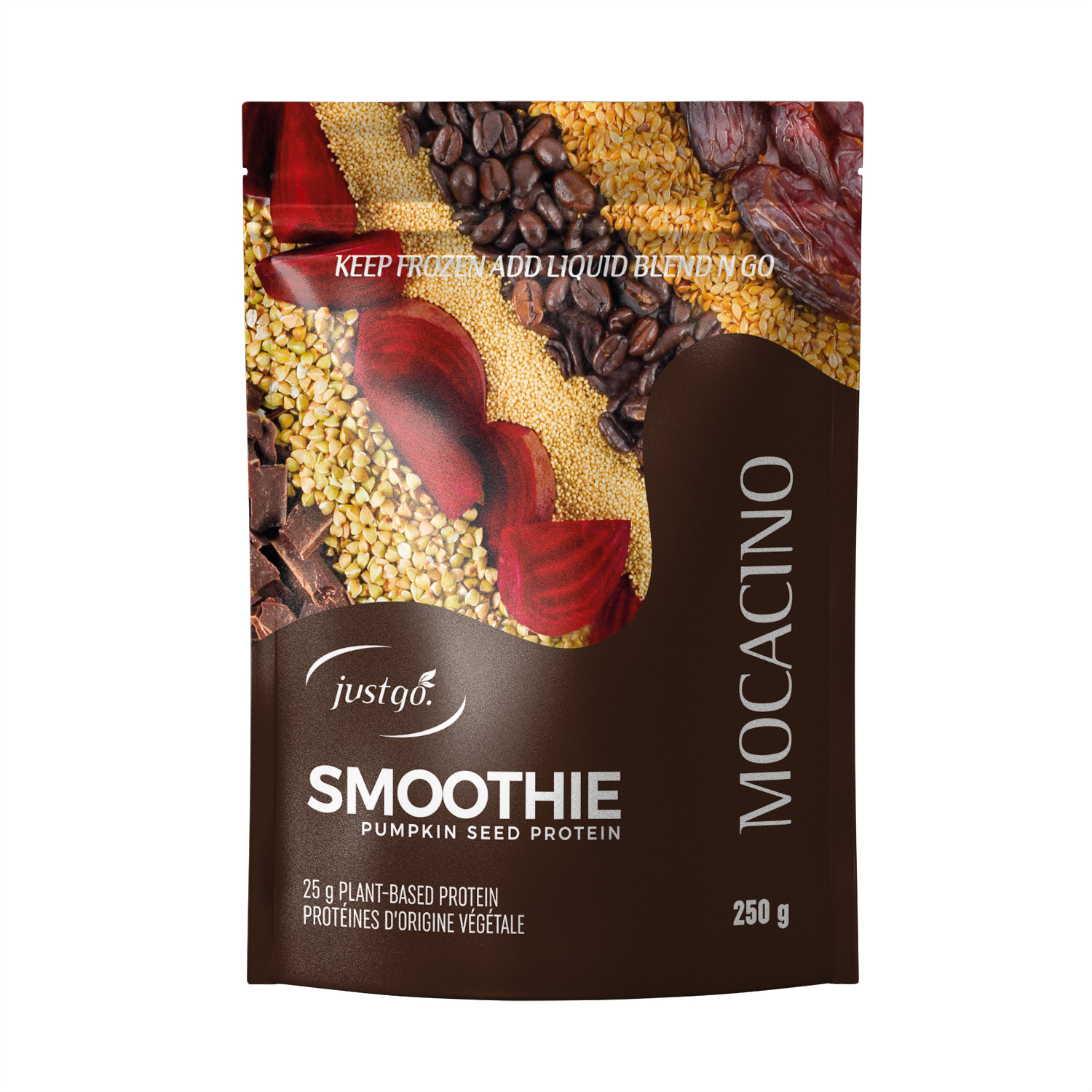 Mocacino Full Pack - Just Go Smoothie